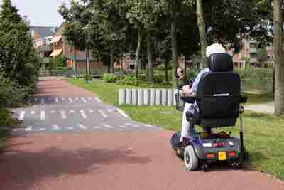 Motorised personal mobility devices: Planning for a growing need