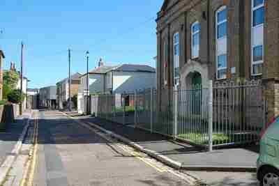Conversion to residential use, former Greenmount Primary School, Ryde