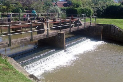 Survey for Hydrological Study of The River Yar - IOW