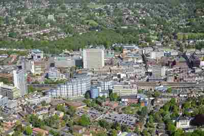 Management of Environmental Impact, Woking Borough Council