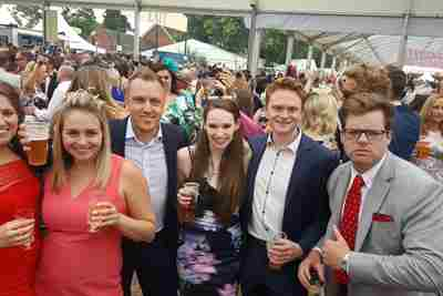 Mayer Brown Sports and Social Club Outing to Royal Ascot
