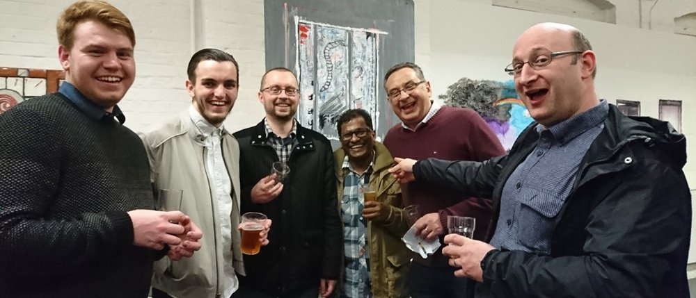 Aldershot Winter Beer Festival