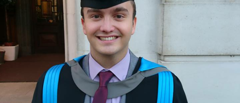 Congratulations to Steven Lecocq on his MSc