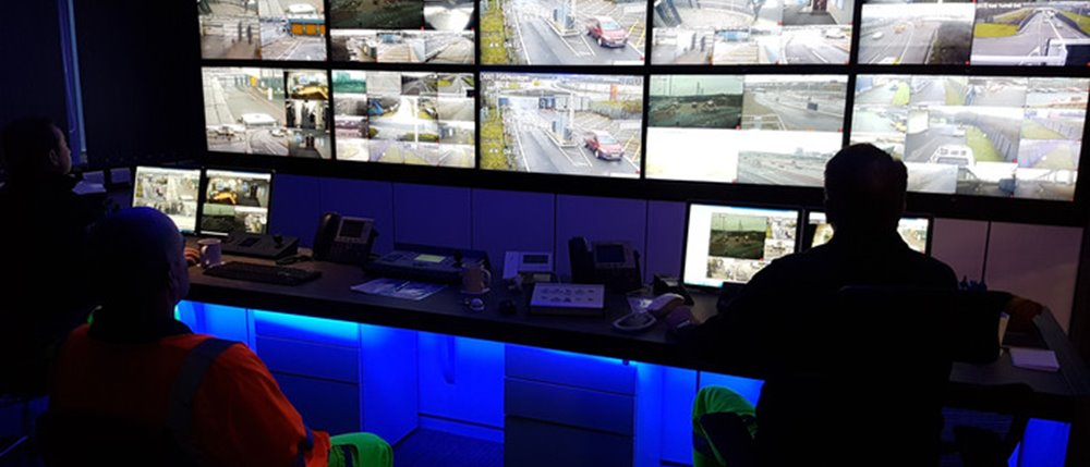 Keeping the M25 network safe from threat
