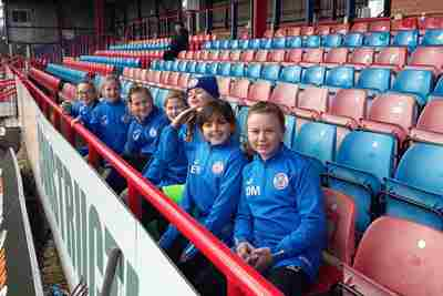 Woking Cougars U11 International Women's Day