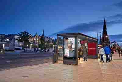 Safety Appraisal - Bus Shelter Full Motion Digital Display Screens