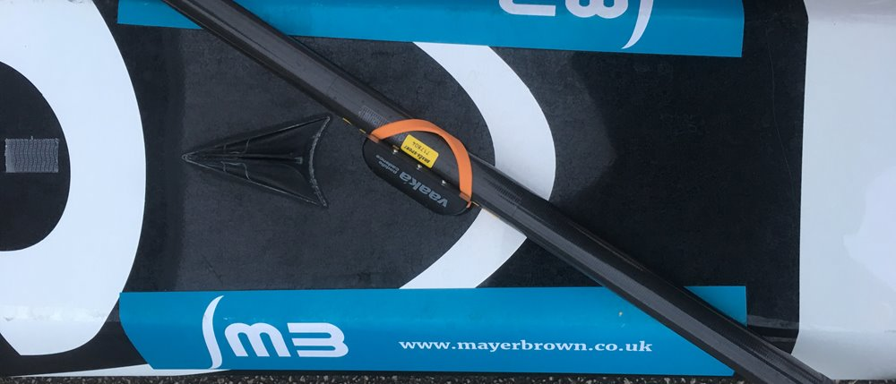 Mayer Brown Continue their support of GB Team Kayaker Miki Marciniak