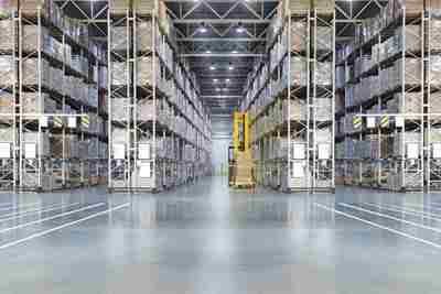 Can Supply Meet Demand for B8 Warehousing?