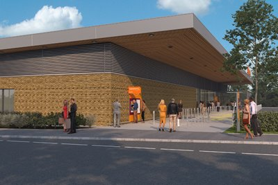 Supermarket Development at Olney Buckinghamshire