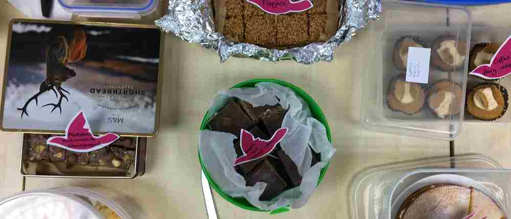 Mayer Brown Charity Bake Sale