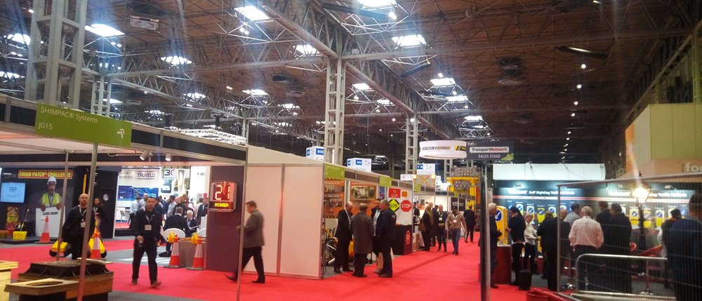 Mayer Brown attended Traffex 2019 at the NEC in Birmingham