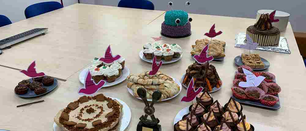 Mayer Brown's Amazing Autumn Bake Off Creations